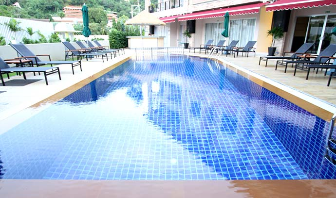 Services & Facilities - The Orchid House in Kata Beach